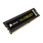 Corsair 4GB  Value DDR4 (1*4GB) 2133MHz C15